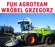 FUH AGROTEAM Wróbel Grzegorz