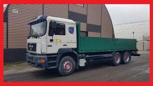MAN 27.403  camión caja abierta