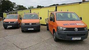 VOLKSWAGEN T5 Pritschenwagen Doka camión caja abierta