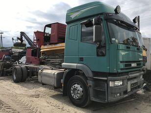 IVECO Eurotech 270  camión chasis