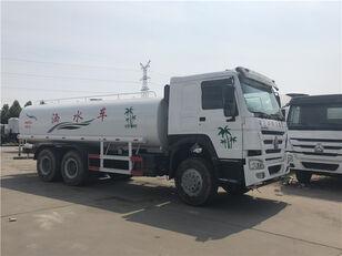 SINOTRUK HOWO camión cisterna