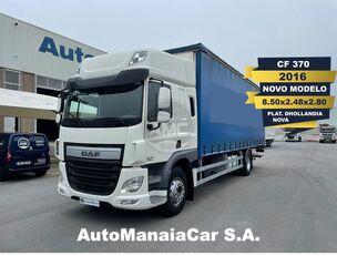 DAF CF SSC 370 EURO6 4X2 CORTINAS camión con lona corredera
