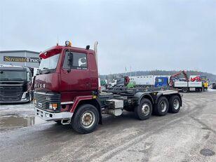 SISU SM 300 Kympitetty 2020 camión con sistema de cables