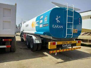 HOWO On Sale!!! 6x4 Aluminium Compartments Fuel Tank Truck camión de combustible