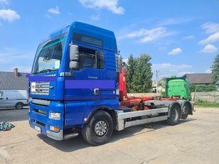 MAN 26  310 manual camión de contenedores