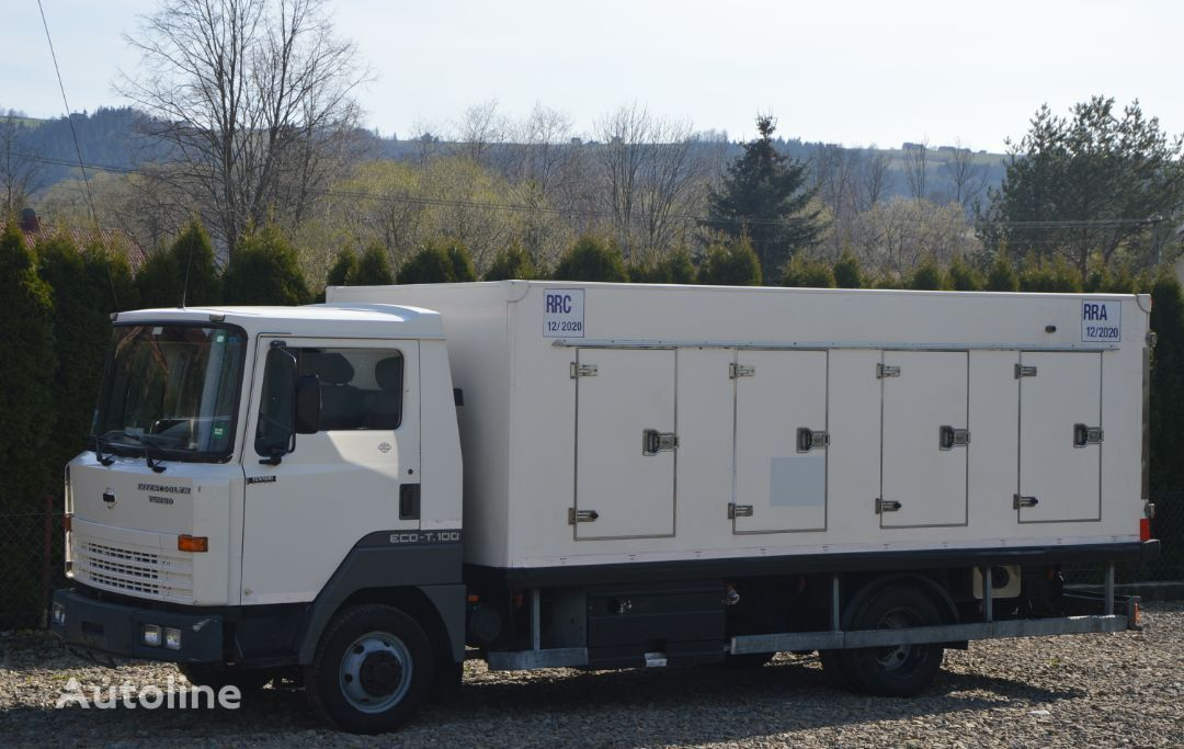 NISSAN Atleon Eco-T 100 camión de helados