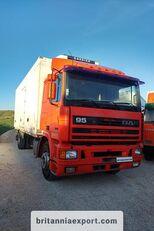 DAF 95 360 ATI left hand drive ZF manual pump 19 ton  camión frigorífico