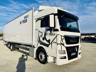 MAN TGX 26.420 E6 6x2 chłodnia 24 Euro palet , Super stan camión frigorífico