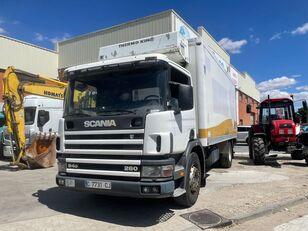 SCANIA 94D 260 camión frigorífico