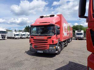 SCANIA P410 camión frigorífico + remolque