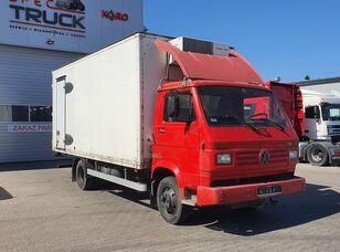 VOLKSWAGEN L80, 4.3 D, Steel /Steel, Manual camión frigorífico