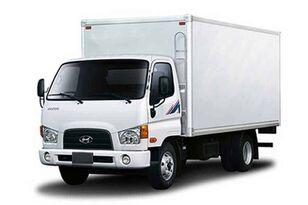 HYUNDAI HD78 промтоварный фургон camión furgón nuevo