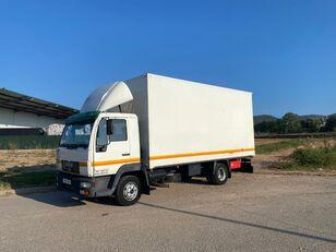 MAN  - 8.153 ** BOX CLOSED *** camión furgón