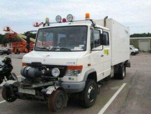MERCEDES-BENZ 4x4 VARIO Schörling RAIL Two Way SchienenSERVICE camión furgón