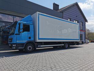 PALFINGER winda MBB C 1500L + zabudowa / kontener camión furgón
