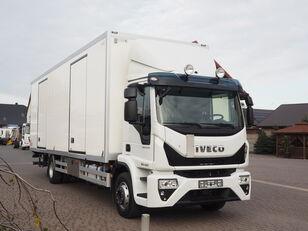 IVECO EUROCARGO 150E25 EURO 6 150-250 NOWY MODEL IZOTERMA 21 PALET camión isotérmico