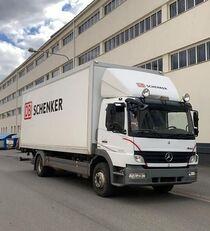 MERCEDES-BENZ Atego 1224 Open side camión isotérmico