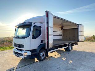 VOLVO FL 240 Open side camión isotérmico
