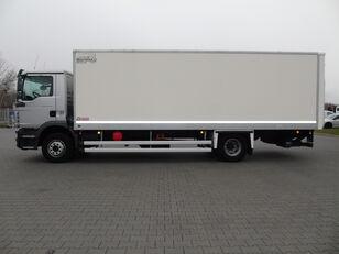 MAN TGM 15.250 KONTENER ŁAD.7.600kg WINDA camión isotérmico