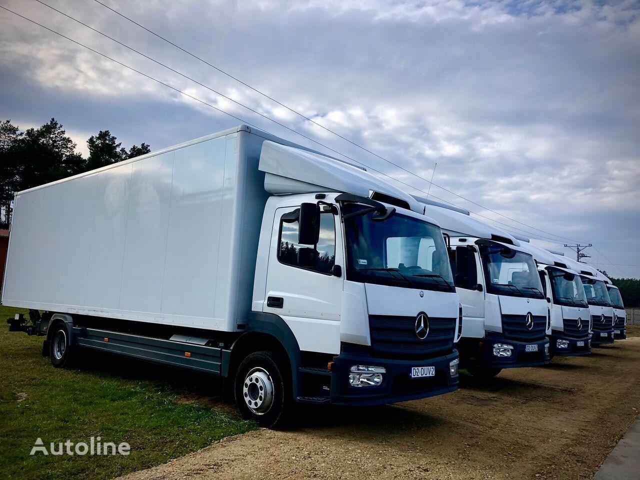 MERCEDES-BENZ ATEGO 1224 camión isotérmico