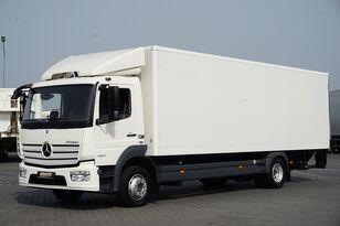 MERCEDES-BENZ / ATEGO / 1224 / EURO 6 / ACC / IZOTERMA + WINDA / 19 PALET / MA camión isotérmico