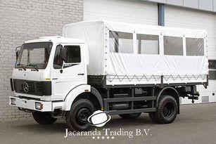 MERCEDES-BENZ 1017 camión militar
