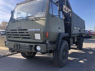 STEYR 1291.320 P43/M 4x4 Pritsche mit Plane camión militar