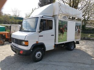 MERCEDES-BENZ 609 camión para caballos