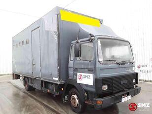 IVECO Magirus 80 16 horse truck camión para transporte de ganado