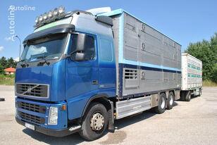PEZZAIOLI FH12 480 camión para transporte de ganado