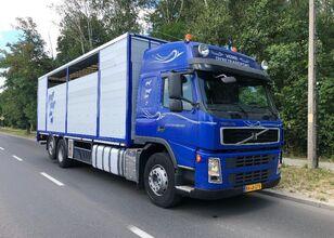 VOLVO FM 440 DO BYDLA -ZYWCA camión para transporte de ganado
