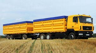 MAZ 6501C9-8525-000 camión para transporte de grano nuevo