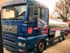 MAN TGA 26.410 camión para transporte de leche