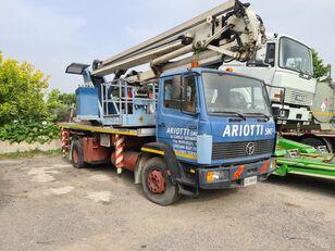 MERCEDES-BENZ 1517 camión plataforma