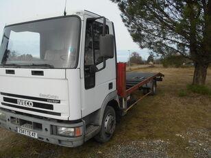 IVECO 80E17 camión portacoches