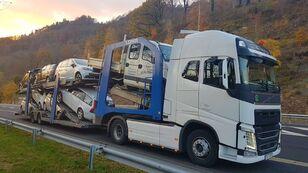 VOLVO FH13 500 camión portacoches