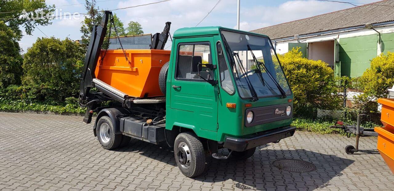 MULTICAR M 26 Dautel Ratio 2.8 camión portacontenedores