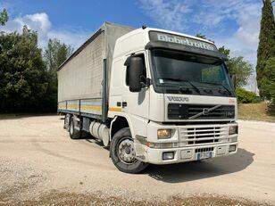 VOLVO motrice 3 assi FM7 310 camión tienda