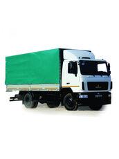 MAZ 5340С3-570-000 (ЄВРО-5) camión toldo