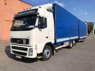 VOLVO FH12  camión toldo