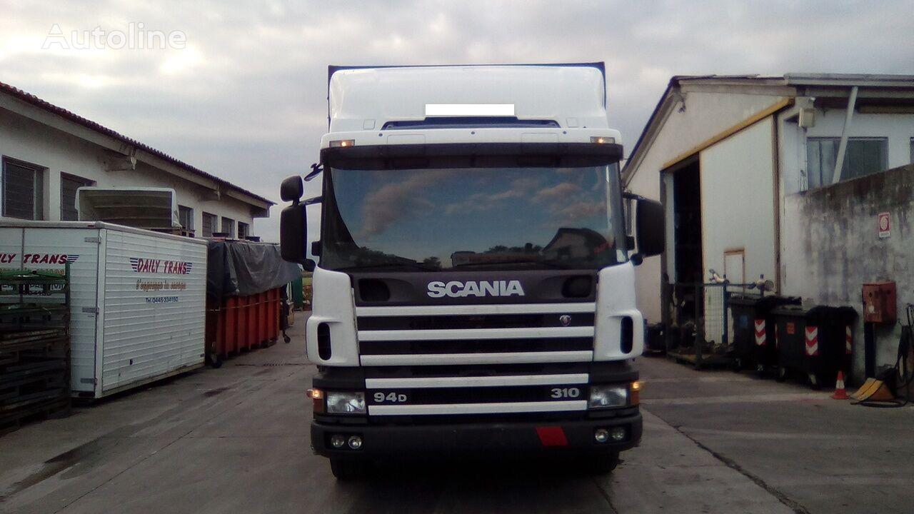 SCANIA 94D 310 **USO RICAMBI** Perfettamente funzionante  camión toldo para piezas