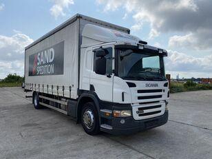 SCANIA P270 4x2   camión toldo