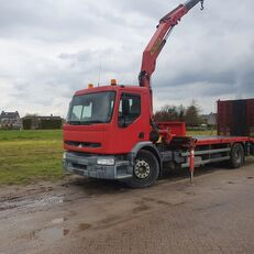 RENAULT PREMIUM 260 4x2 EURO 2 RECOVERY VEHICULE MANUAL  GEARBOX grúa portacoches