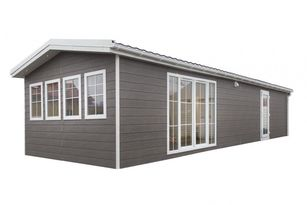 HOLIDAY HOMES - ALL-YEAR Mobile Home 12 x 4 m   FREE TRASNPORT casa móvil nueva