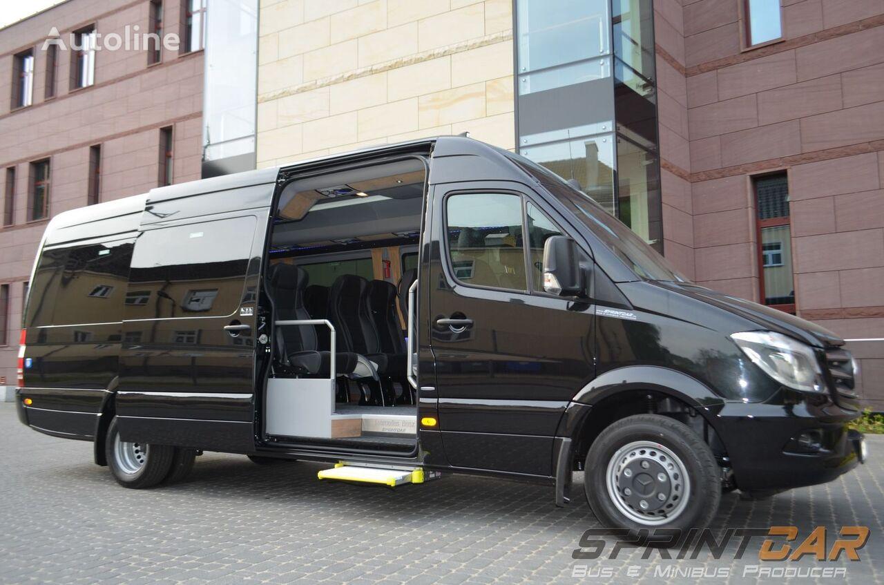 furgoneta de pasajeros MERCEDES-BENZ Sprinter 519 nueva