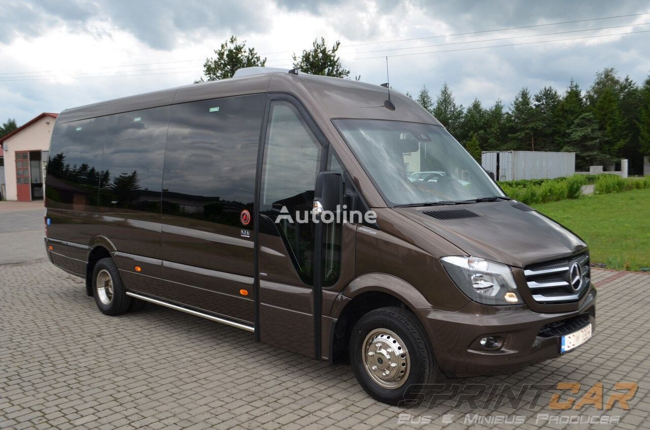furgoneta de pasajeros MERCEDES-BENZ Sprinter 519 cdi SprintCar nueva