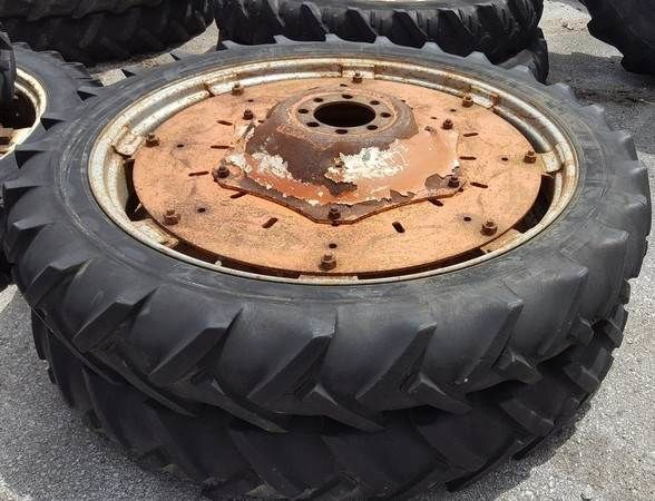 neumático de tractor Michelin Estreitos