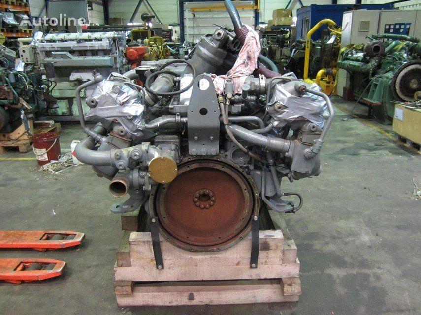 motor MAN D2848LE403 para caravana MAN nuevo