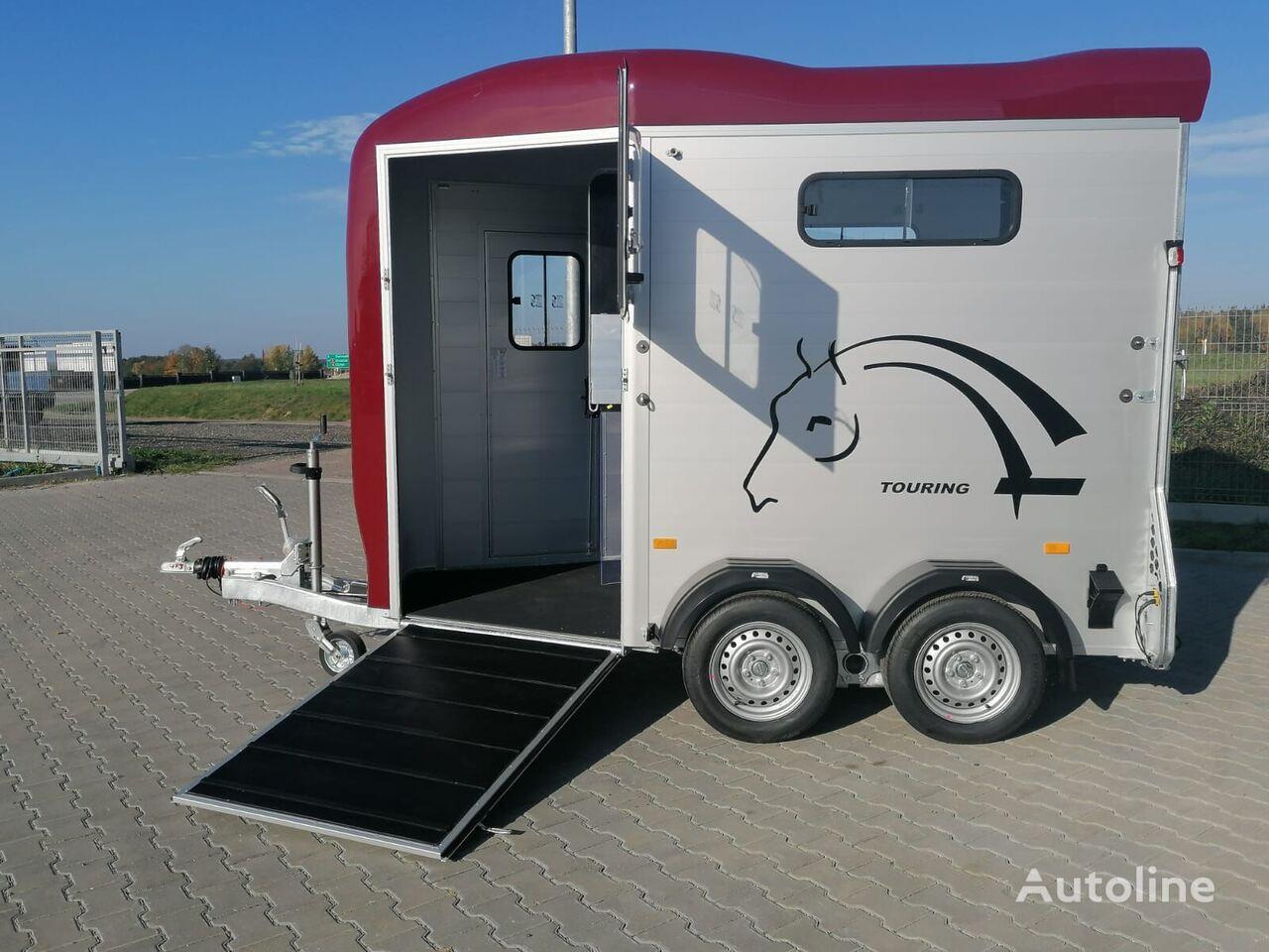 remolque de caballos Cheval liberte Touring country horse trailer with front entrance nuevo