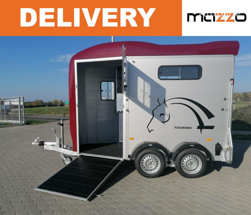 Cheval liberte Touring country horse trailer with front entrance remolque de caballos nuevo